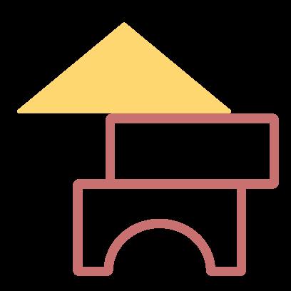 icon pediatric yellow